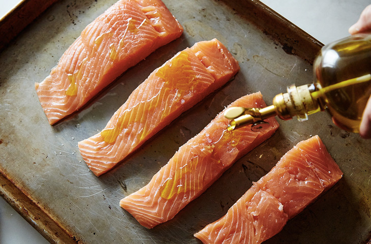 Как приготовить рыбу так, чтобы она не подгорела и не пересушилась