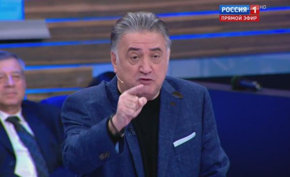 Российский политолого Багдас…
