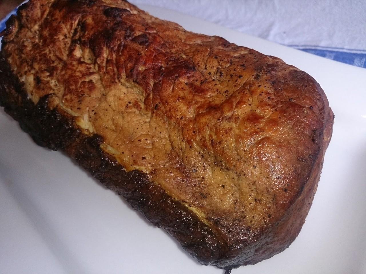 Свиная Корейка Запеченая в духовке