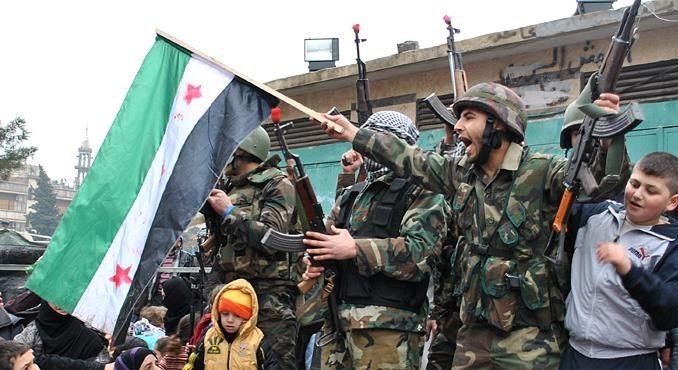Раздел Сирии