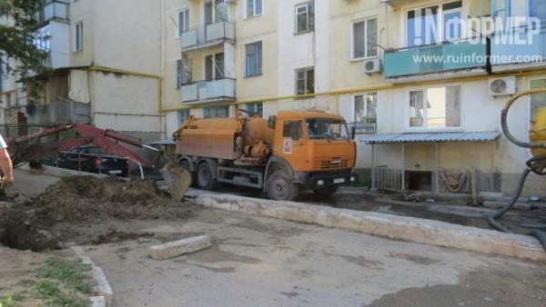 Где в Севастополе отключат в…