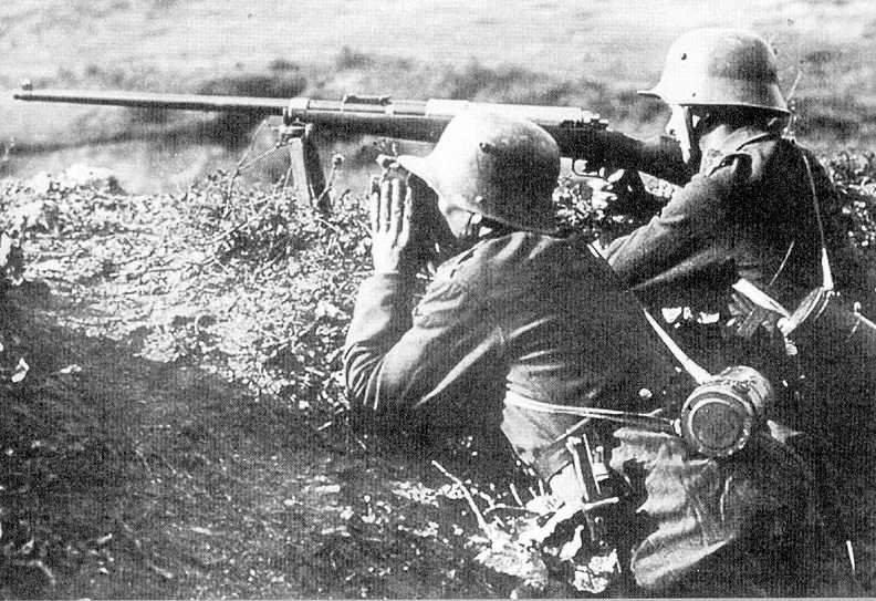 Штосструппен Второго Рейха. Часть 2