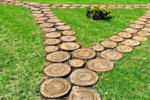 Как провести устройство декоративного газона