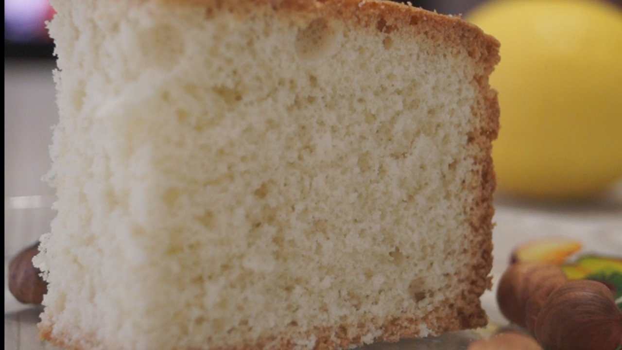 Бисквит с крахмалом рецепт пошагово