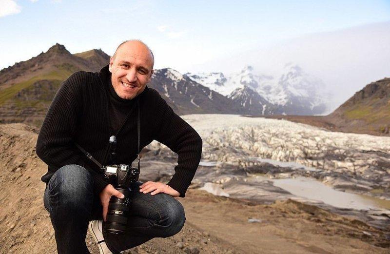 А вот и сам автор снимков - Яссен Тодоров америка, вид, высота, мир, пейзаж, природа, фотография
