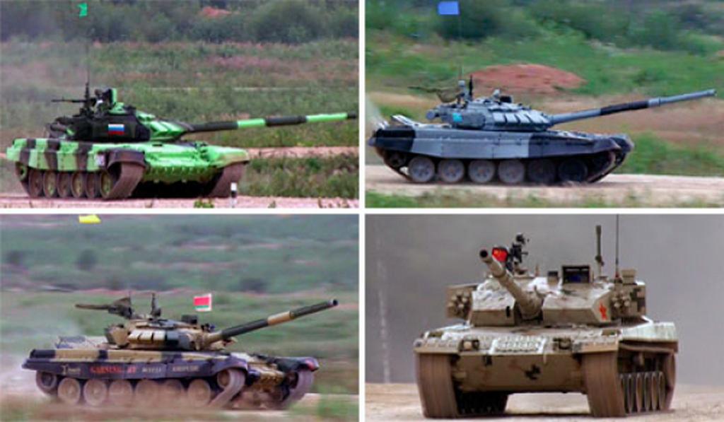 Американский ветеран о танковом биатлоне: «Русские танкисты – сумасшедшие!»