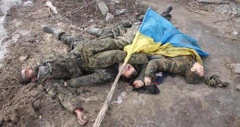 Наступление на Донецк и Луганск обойдется нам в 40 тысяч убитых – украинский военнослужащий