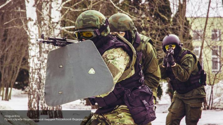 Северо-Кавказские воинские части Росгвардии приведены в полную боевую готовность