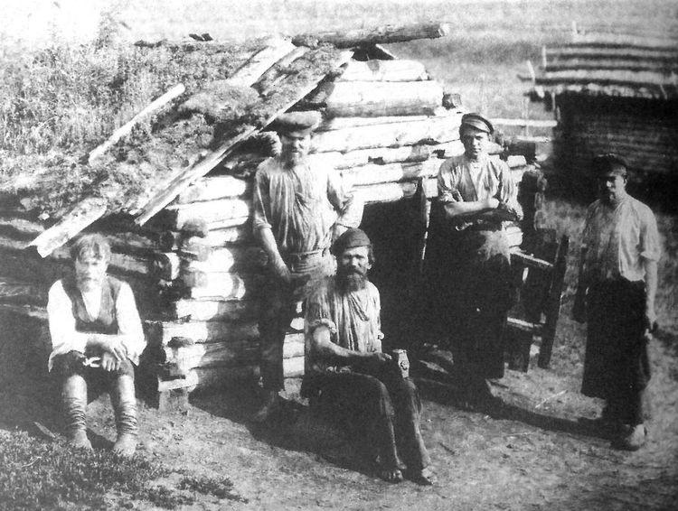 Почему крепостными были только русские?