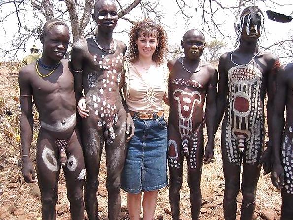 Секс в малых племенах