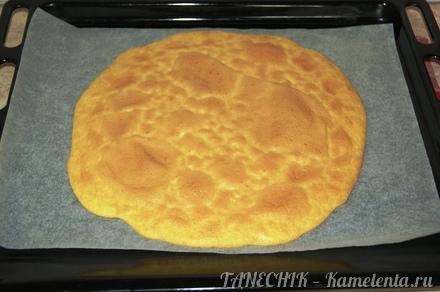 """Приготовление рецепта """"Апфельмусс - торт"""" с яблочным кремом шаг 11"""