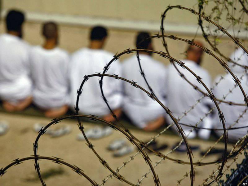 Секретные тюрьмы США