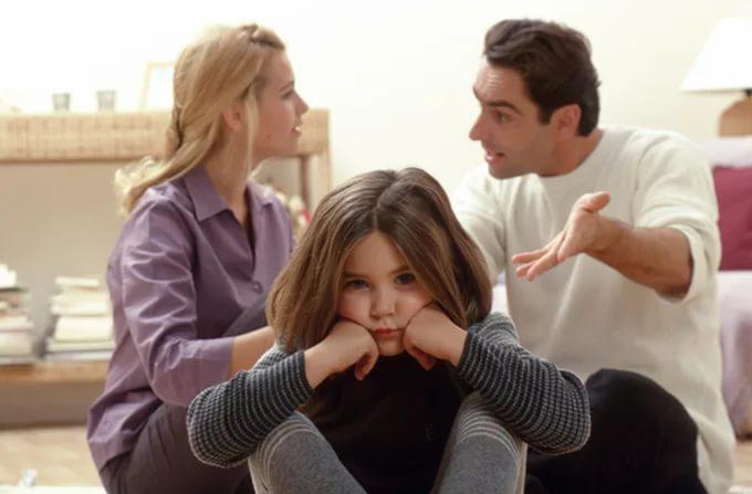 другими встречи отца с ребенком после развода молчании они