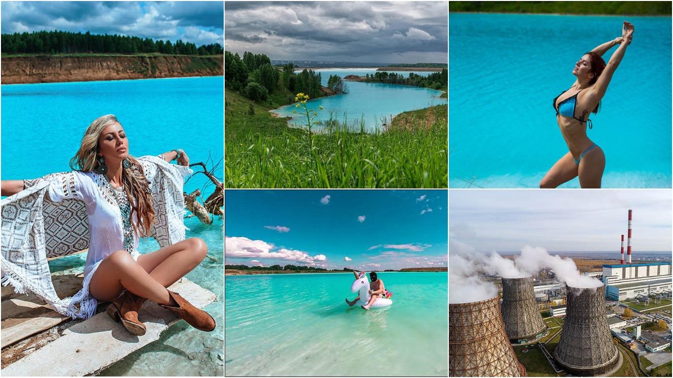 Красивые, но опасные «Сибирские Мальдивы»