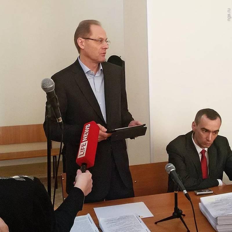 «Преследование по политическим мотивам»   как последний довод экс-губернатора Юрченко