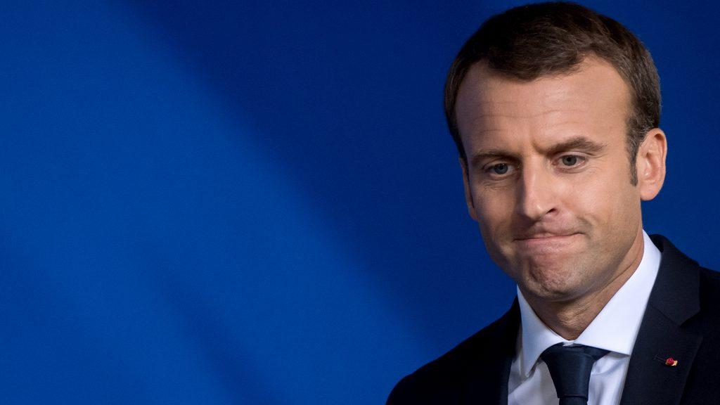 Макрон заявил, что «российское вмешательство» – серьезная опасность для США и Франции