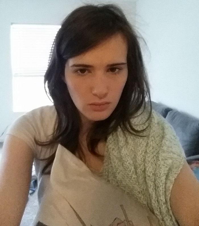 Девочка созрела транссексуал