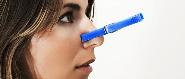 Промываем нос правильно: как, чем и зачем?
