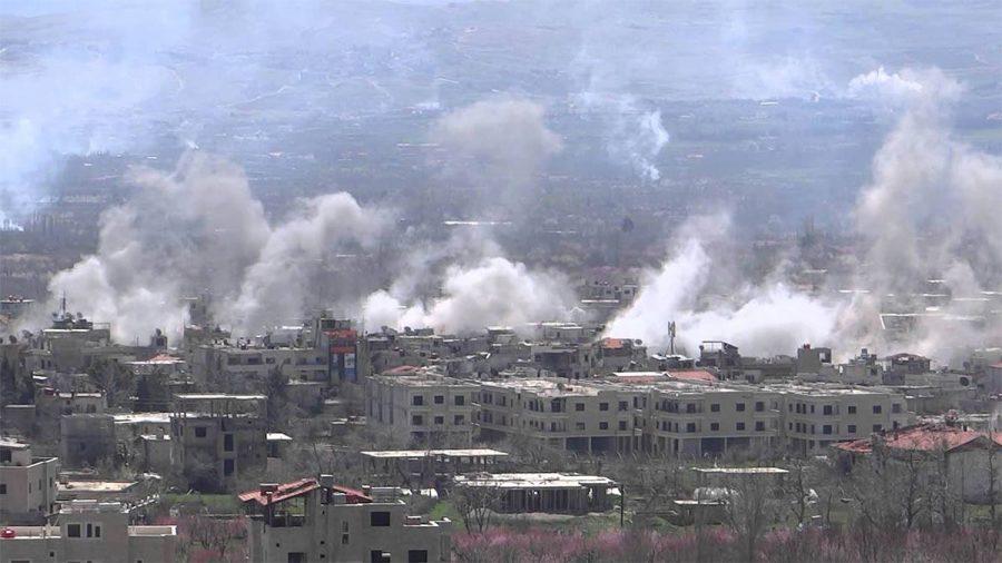 Судьба Сирии в руках России