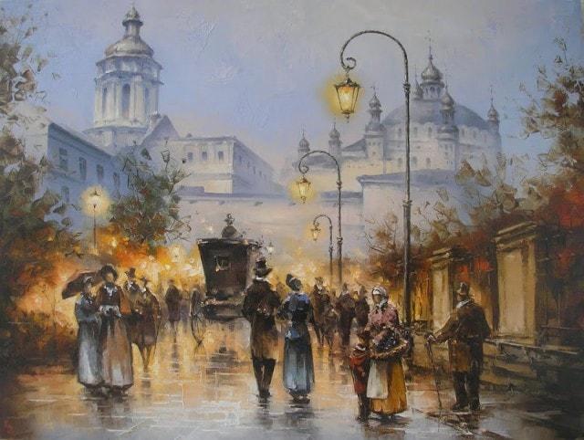 художник Игорь Кухарский картины – 11