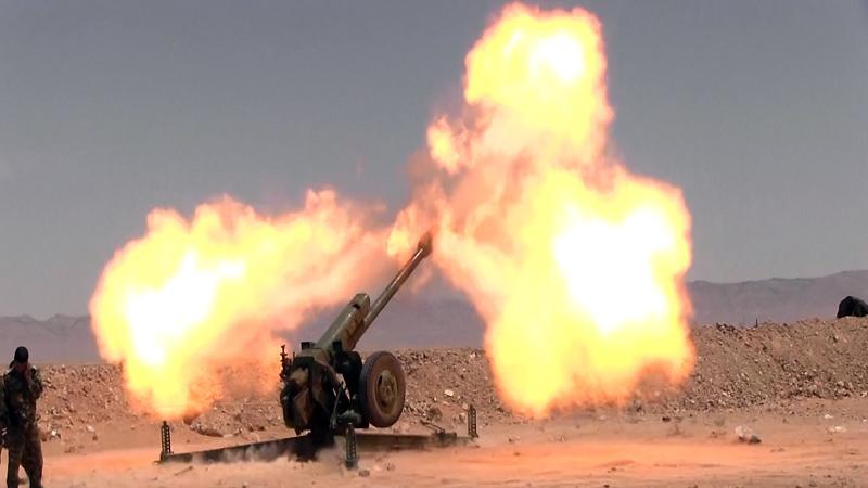 Сирия: попытка «Джебхат ан-Нусры» ворваться в Дераа остановлена войсками Асада