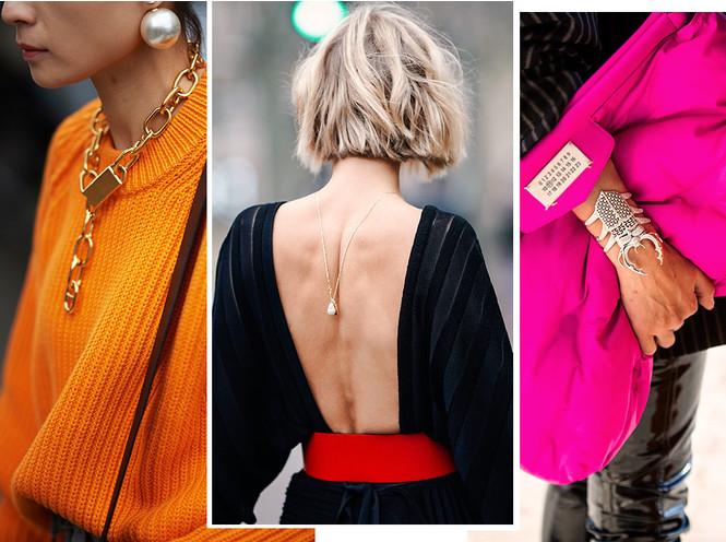 Расставляем акценты: самые модные украшения для весны и лета 2019