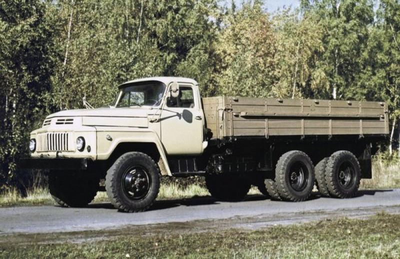 ГАЗ-33, самый большой «газон»