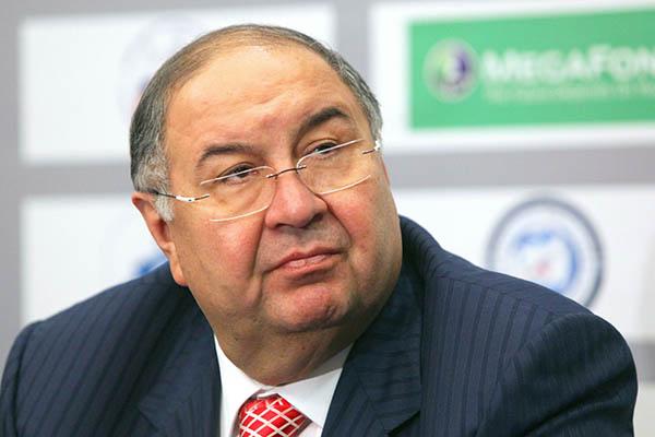 Алишер Усманов планирует покупку бельгийского ФК «Андерлехт»