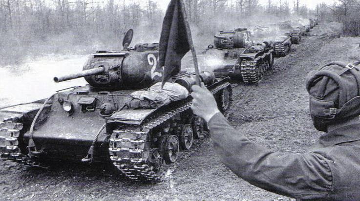 Танки СССР: краткая история