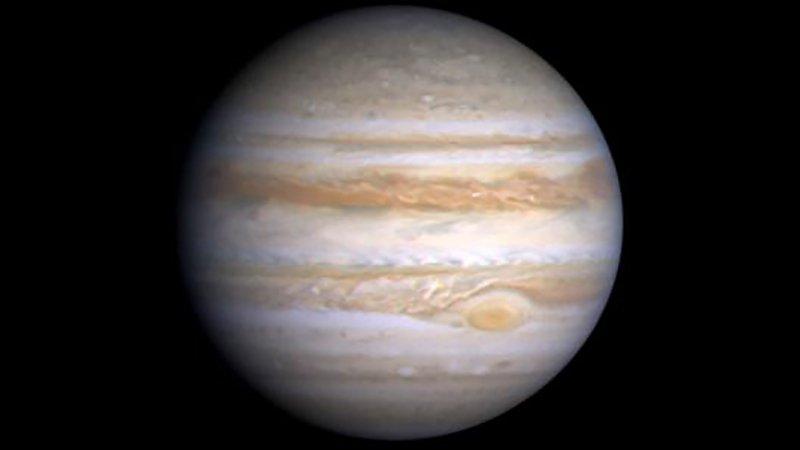 Юпитер оказался самой древней планетой Солнечной системы