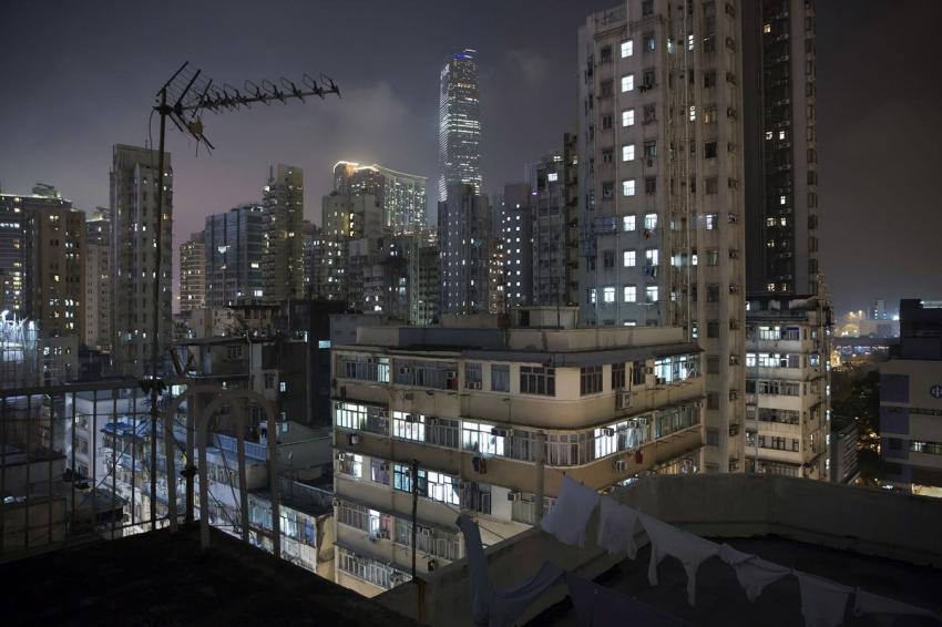 «Дома-гробы» из Гонконга