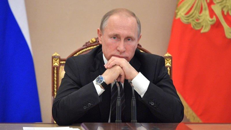 Путин обвинил иностранные спецслужбы в прямой поддержке террористов
