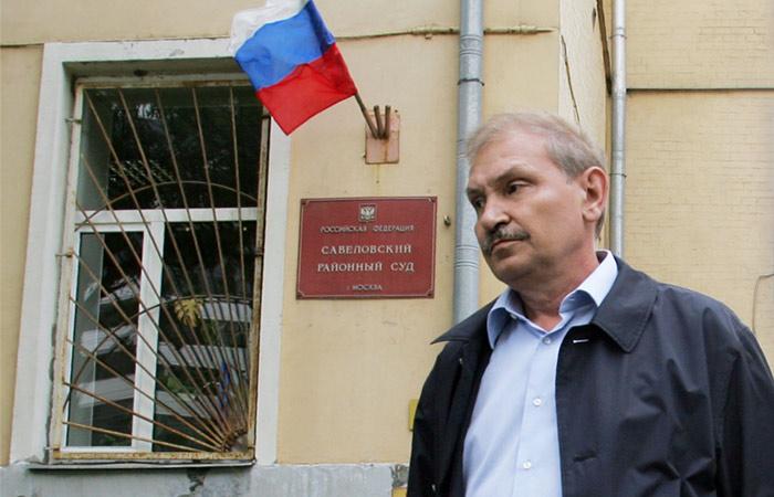 """Суд приговорил бывшего топ-менеджера """"Аэрофлота"""" к восьми годам колонии"""