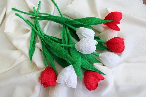 Цветы своими руками (подборка)