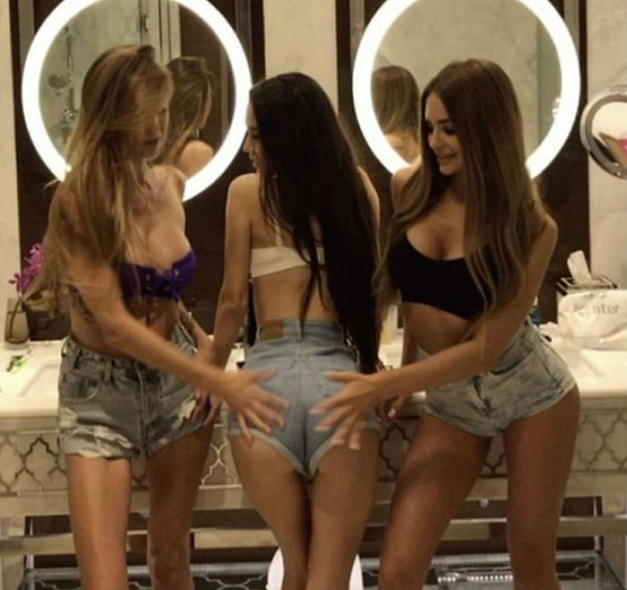 Менеджеры отеля в Дубае жалуются на полуголых российских моделей, портящих репутацию заведения