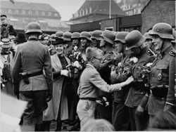 До полумиллиона поляков воевали на стороне фашистского рейха