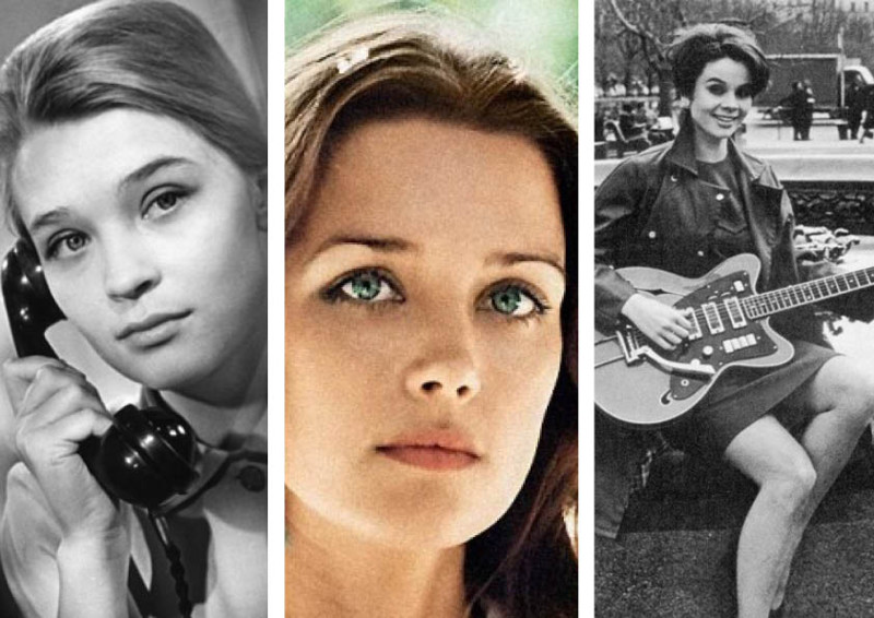 Первые роли актрис СССР