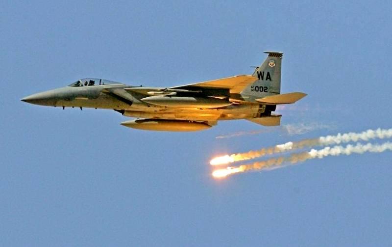 Военная обстановка в Сирии: Американцы не дают Асаду взять Абу-Кемаль