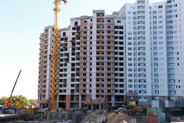 Купить квартиру на начальном этапе строительства москва