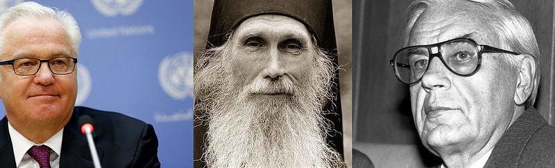 Священник Шумский: Каждый из этих геров  был на своём рубеже обороны нашей Родины