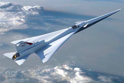 США вслед за Россией возобновят создание сверхзвукового самолета