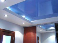 Голубой потолок 6
