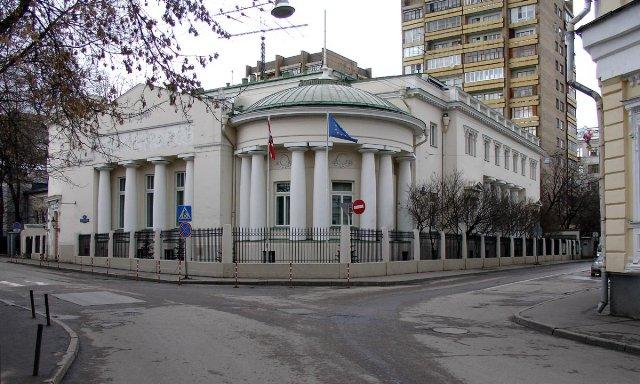 Завтра вы будете выступать в австрийском посольстве!