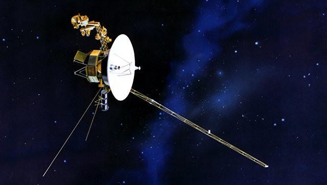 «Voyager» улетел 40 лет тому назад и не вернется