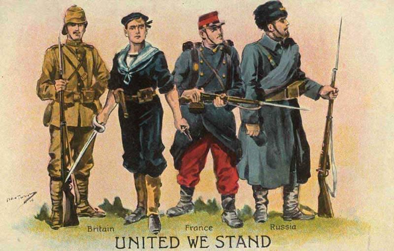 100 лет солдатской славы. Предисловие к Первой мировой