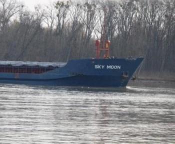 Украина намерена конфисковать судно за посещение Крыма