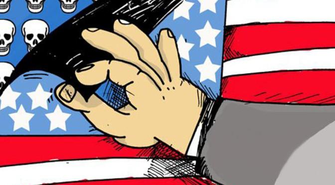 """В США истерика: """"Мы не такие!"""""""