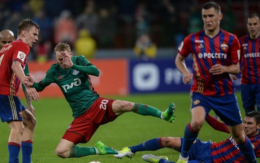 Валерий Масалитин: «Локомотив» может преподнести ЦСКА сюрприз
