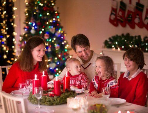 Что можно и чего нельзя есть детям на Новый год?