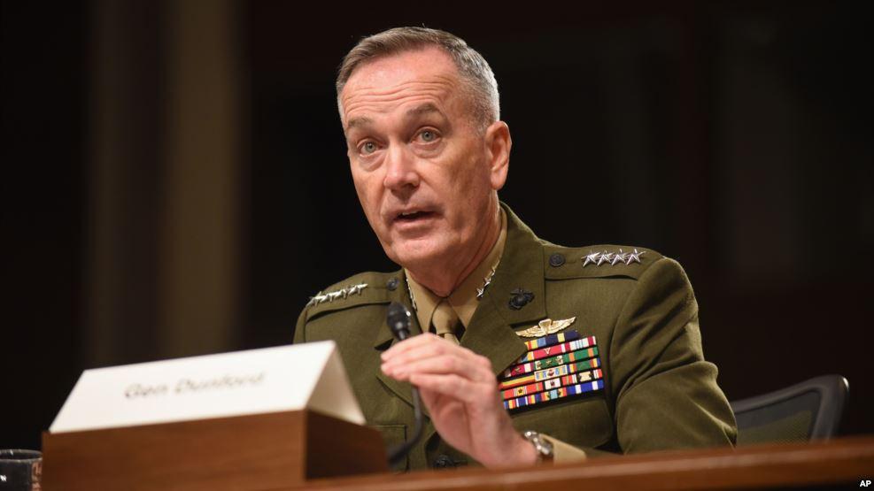 Глава комитета начальников штабов ВС США обвинил Россию в расшатывании НАТО
